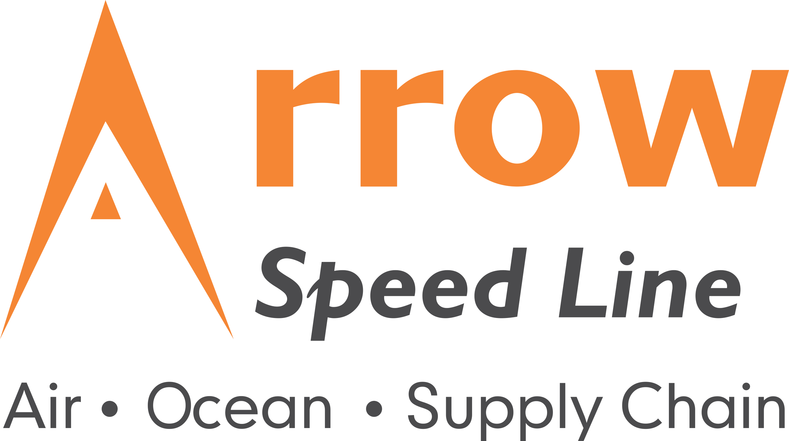 Arrow Speed Line