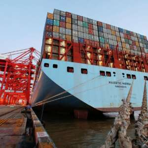 Maersk Quarterly Profit Triples on Rising Freight Rates, Falling Costs